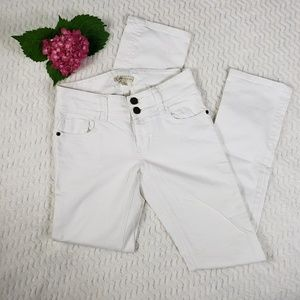 CAbi Jeans White Size 4